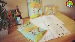 Libro para colorear (Personajes) - Patrulla del Rey