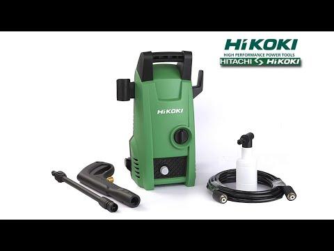HiKOKI ( HITACHI ) High Pressure Washer AW100