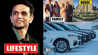 Rahul Dravid Lifestyle 2021, Income, House, Cars, Wife, Family, Biography & Net Worth