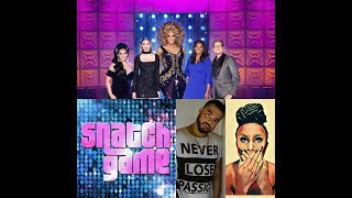 Rupaul's Drag Race - Season 10 - Episode 7 - Snatch Game - Rant & Review