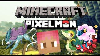 Pixelmon FR - Ep 10 - Trop de PIMP !