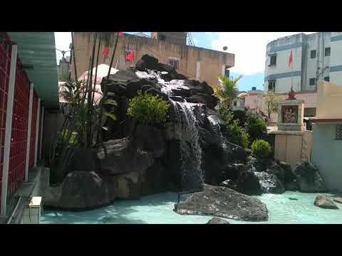 Vaishno Devi Temple Waterfall Pimpri Pune