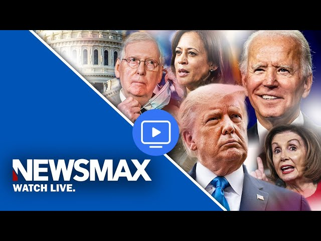 LIVE NOW: Watch Newsmax Live on YouTube
