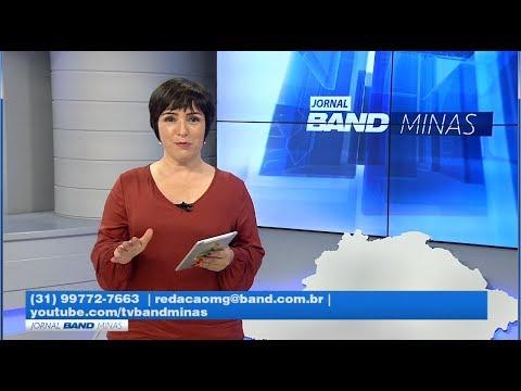 Jornal Band Minas 04/07/2017