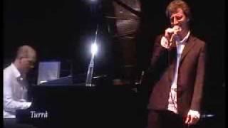 Peppe Fonte canta Piero Ciampi - Io e te Maria - Catanzaro Politeama 2009