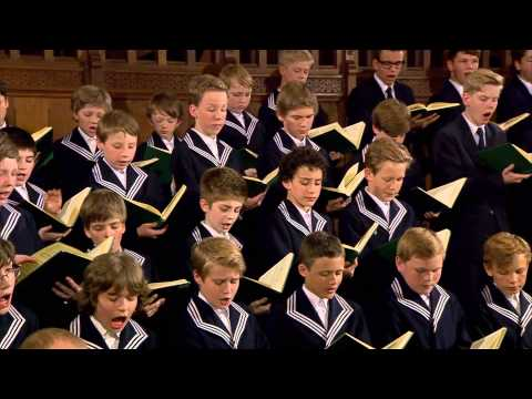 J S Bach  Mass in B Minor, St Thomas Boys Choir, Freiburg Baroque Orchestra