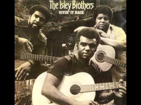 The Isley Brothers-Ohio Machine Gun