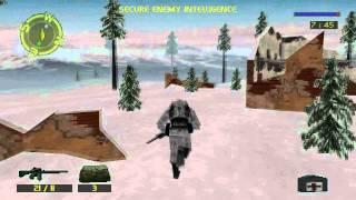 Spec Ops Stealth Patrol - Walkthrough - Mission 2 Bosnia - Phase 1