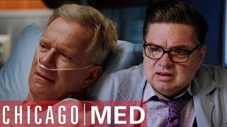 Pilot Addicted To Drinking Gasoline | Chicago Med