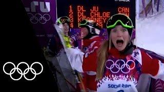 Top Ten Olympic Screams