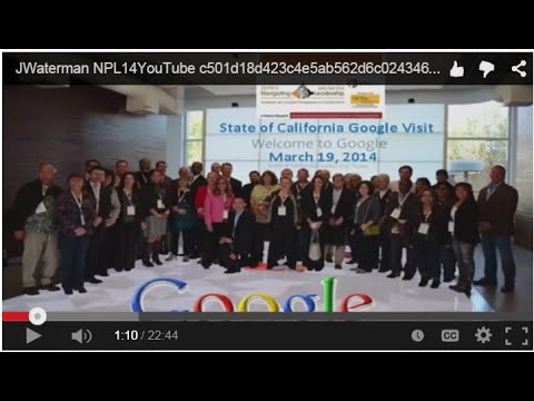 James Waterman, Google, Inc. - Navigating Leadership 2014 - 10X Thinking