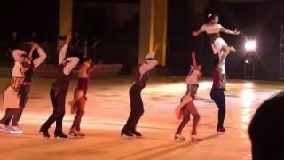Ледовое шоу Кармен Болеро часть 1