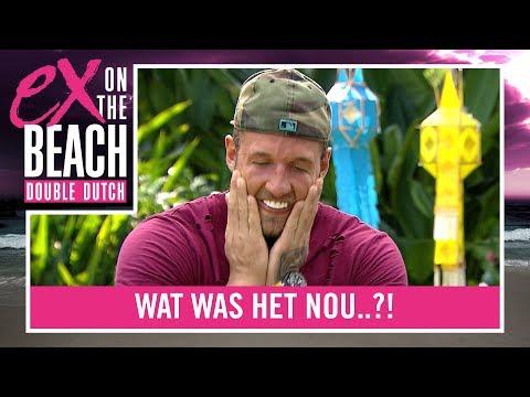 WAT was de NAAM ook alweer?! | Ex on the Beach: Double Dutch - Compilaties