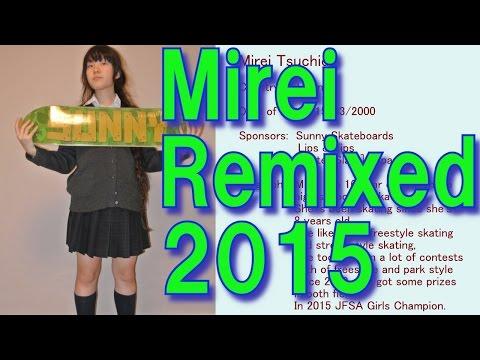 Mirei Remixed 2015