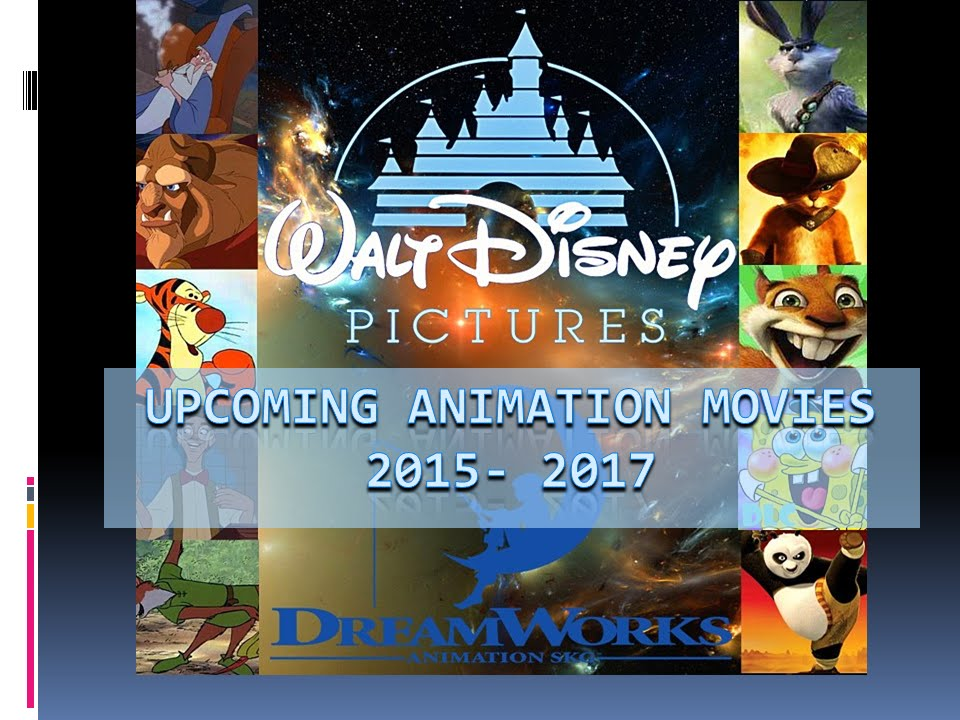 New disney movies 2015 and 2016