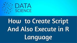 How to create a script Also Execute in R Console