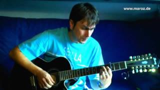 Колян Мароз - Короткий сапог / Наёмник (гитара) www.maroz.de