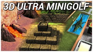 3D Ultra Minigolf - Let