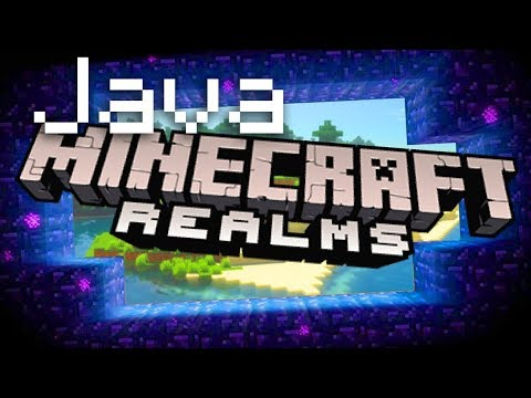 Download Everything About Minecraft Realms on Java Edition!