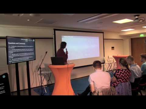 Madis Tiik - MyData 2016 - Health and Wellbeing - Domains