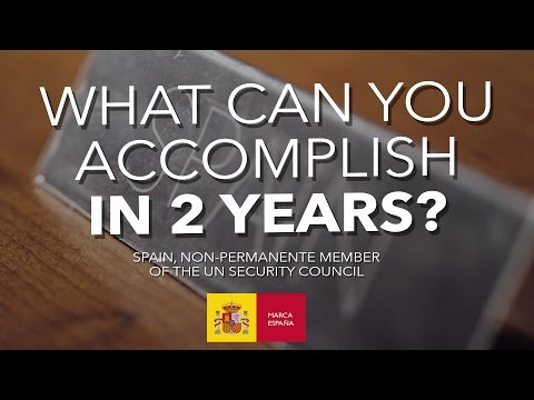 Two years of milestone achievements for a better world- MARCA ESPAÑA