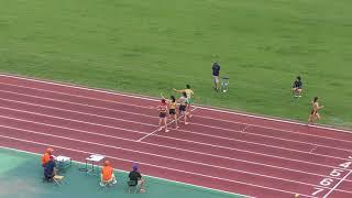 女子4X400mR 予 選 2組 9月30日 1着 5レーン 3:55.70 成田 / 2支部 [642] ...