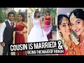 COUSIN IS MARRIED | Being the Maid Of Honor | Mangalorean- Kerala Wedding