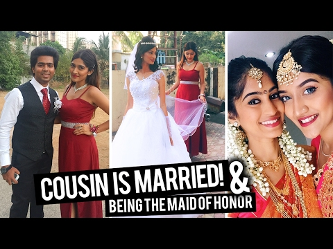 COUSIN IS MARRIED