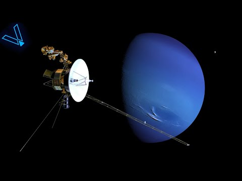 What Did Voyager 2 See During its Journey Out Of The Solar System? 1977-2019 (4k UHD)
