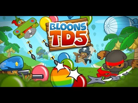 bloons tower defense w blue wizard games youtube