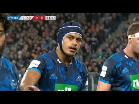 British & Irish Lions vs Blues 2017 Full Highlits