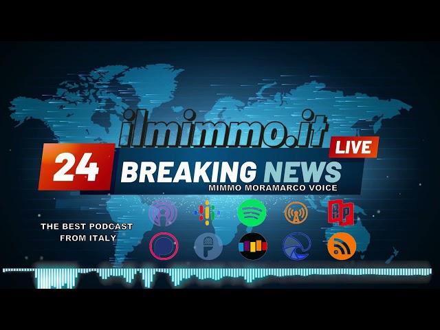 Newsline nazionale del 8 ottobre 2021
