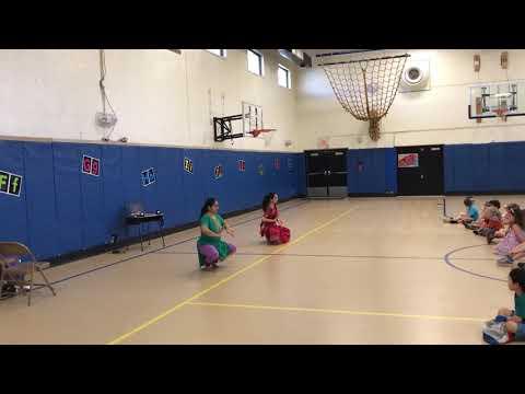 Devi Neeye Thunai Dance Demo at Melissa Jones School
