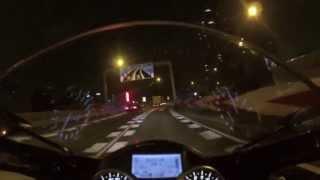 GoProテスト動画(ZX-14R納車記念 慣らし運転動画)