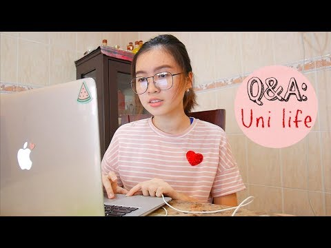Life As A Uni Student In Malaysia #ASKALLYNA