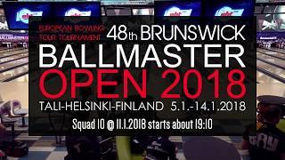 Brunswick Ballmaster Open 2018 - Squad 10