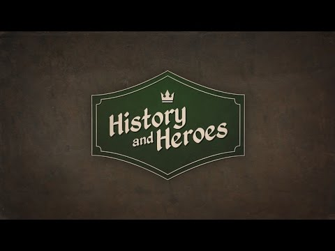345 - History and Heroes - Diane Burnett