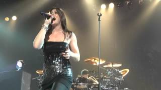 Nightwish - Last Ride of the Day - City National Grove, Anaheim CA, October 5th, 2012