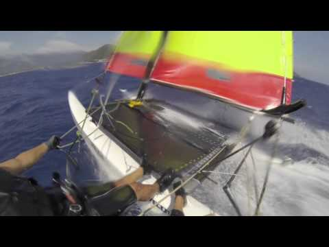 Hobie 16 Speed Record!!