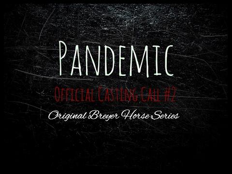 Pandemic Official Casting Call #2 {original breyer model horse series} OPEN