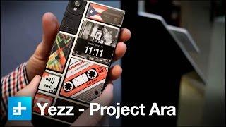 Project Ara Modular Smartphone Concept