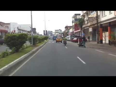 Douala, Akwa, Cameroun: Scenes de rues