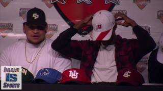 FOOTBALL: 2017 Signing Day Special
