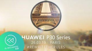 Huawei lanza invitación para P30   El Recuento Go thumbnail
