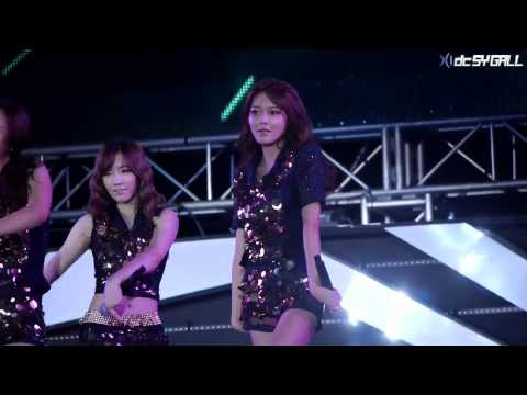 [120818] [SooYoung Fancam] MR. TAXI - SMTOWN LIVE WORLD TOUR III in Seoul