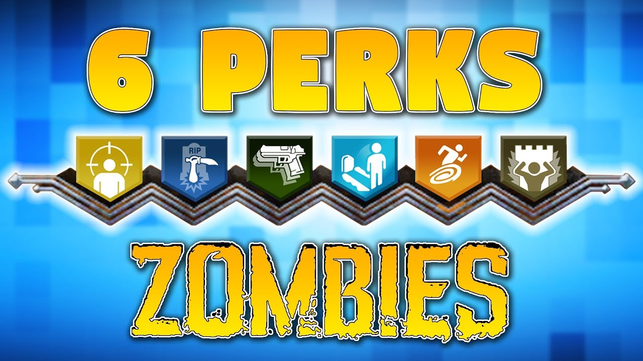 HOW TO GET 6 PERKS IN BLACK OPS 4 ZOMBIES (IX VIKING PERK EASTER EGG GUIDE)