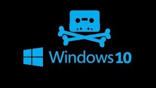 Лицензионная Windows 10  для Пиратов(, 2015-08-24T21:17:06.000Z)