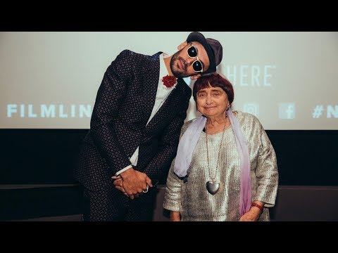 Agnès Varda and JR | Directors Dialogue | NYFF55