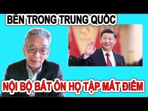 Nguyễn Xuân Nghĩa | Sự Thật Bất Ngờ Bên Trong Nội Bộ Trung Quốc, Chủ Tich TQ Đang mất Điểm