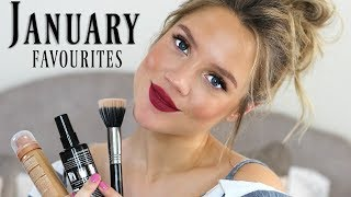 FIRST FAVES OF THE YEAR | January Favourites 2018 | Elanna Pecherle